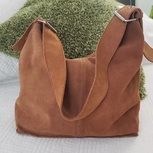 Gap- suede shoulder bag